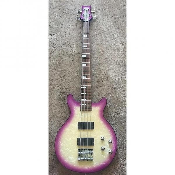 Custom Daisy Rock Stardust Elite Violet Burst #1 image