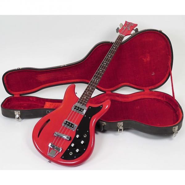 Custom Kustom K200 Bass 1960s Cherry #1 image
