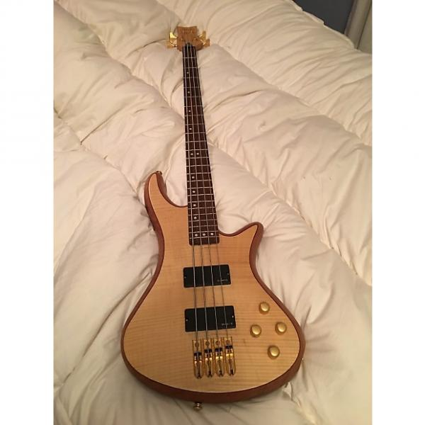 Custom Schecter Custom-4 Natural #1 image
