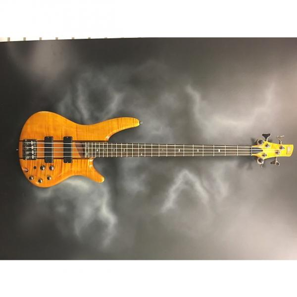 Custom Ibanez Sr-700 2011 Amber #1 image