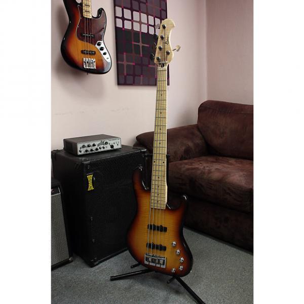 Custom ES Guitars Modern Jazz 5 Delano & Hipshot #1 image