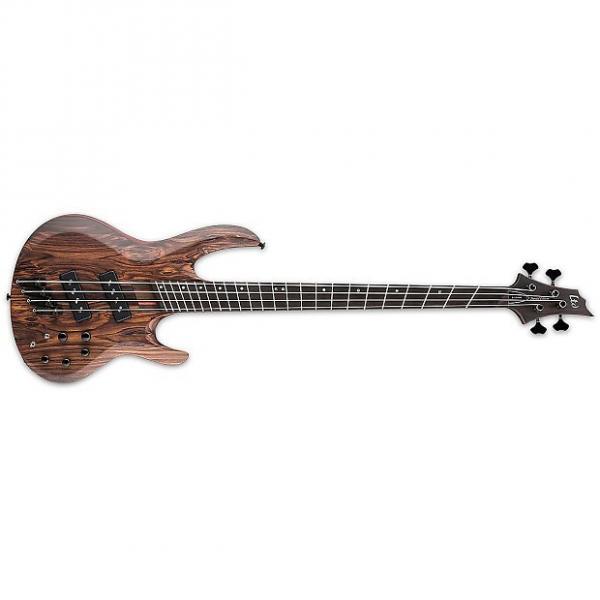 Custom ESP/LTD B-1004 SE MULTISCALE Rosewood Natural Satin (LB1004SEMSRNS)Bass Guitar - LB1004SEMSRNS #1 image