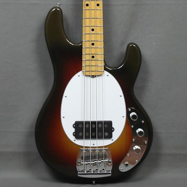 "Custom NEW Ernie Ball Music Man 40th Anniversary ""Old Smoothie"" StingRay Electric Bass Guitar - FREE SHIP #1 image"