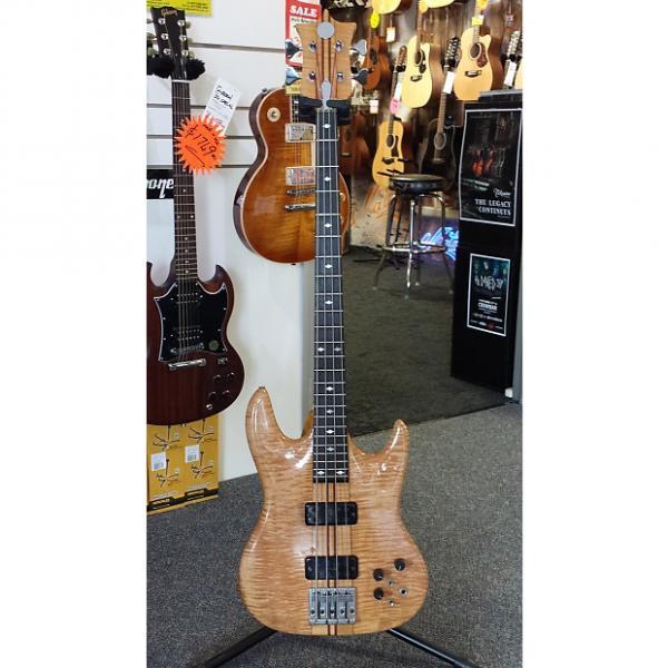 Custom Ken Smith PAS II Bass 1981 Natural Gloss #1 image