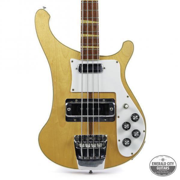 Custom 1972 Rickenbacker 4001 #1 image