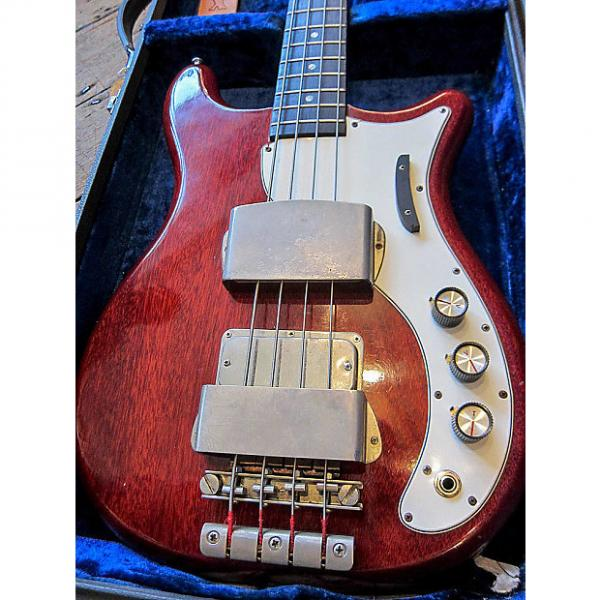 Custom EPIPHONE EMBASSY DELUXE- FROM THE JOHN ENTWISTLE COLLECTION AS SEEN IN BOOK-1964 #1 image
