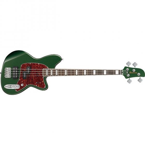 Custom Ibanez TMB300 - MFTB - Talman - Metallic Forest Electric Bass Guitar, Brand New #1 image