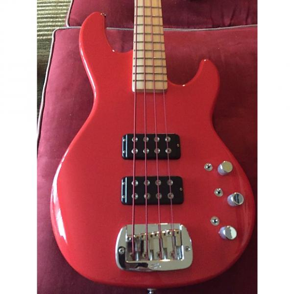 Custom G&L L2000 USA mid 2000s Fullerton Fiesta Red #1 image