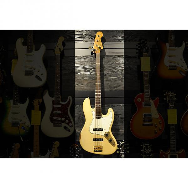 Custom Fender USA '62 Reissue Jazz Bass 1989' Mary Kaye Blonde #1 image