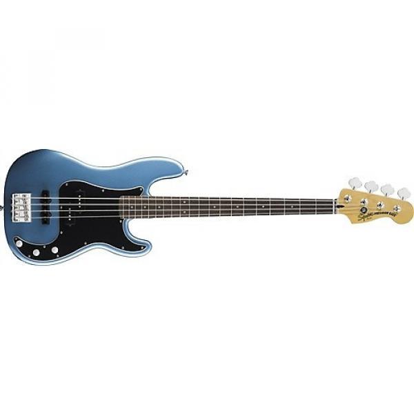 Custom Squier Vintage Modified Precision Bass PJ Lake Placid Blue #1 image