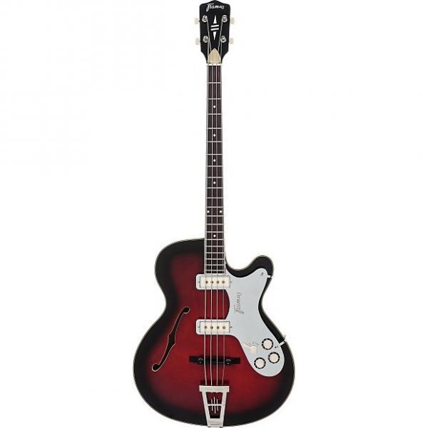 Custom Framus 5/150 Black Rose Bill Wyman Model Bass #1 image