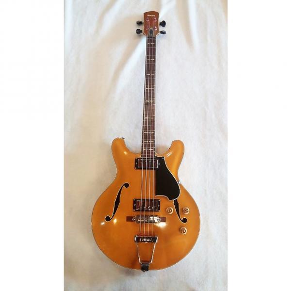Custom Yamaha SA 70 Bass guitar 1972 Gold #1 image