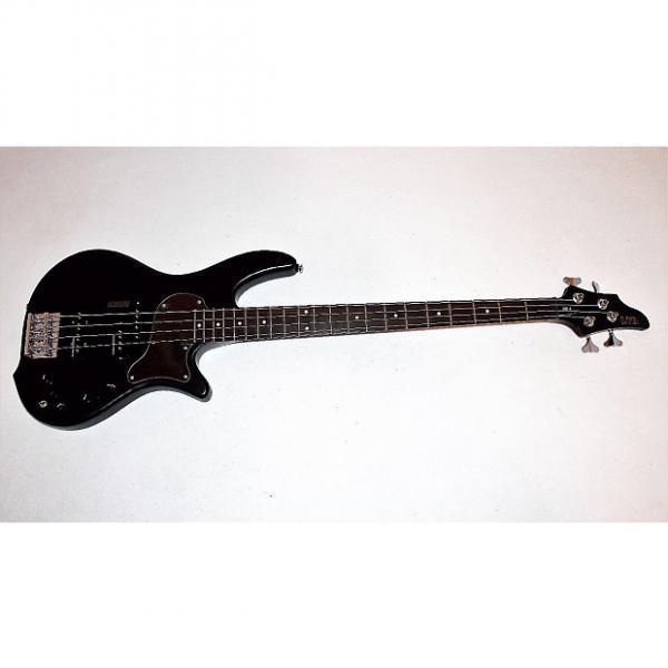 Custom ESP LTD BB-4 4-string Black Electric Bass Guitar #1 image