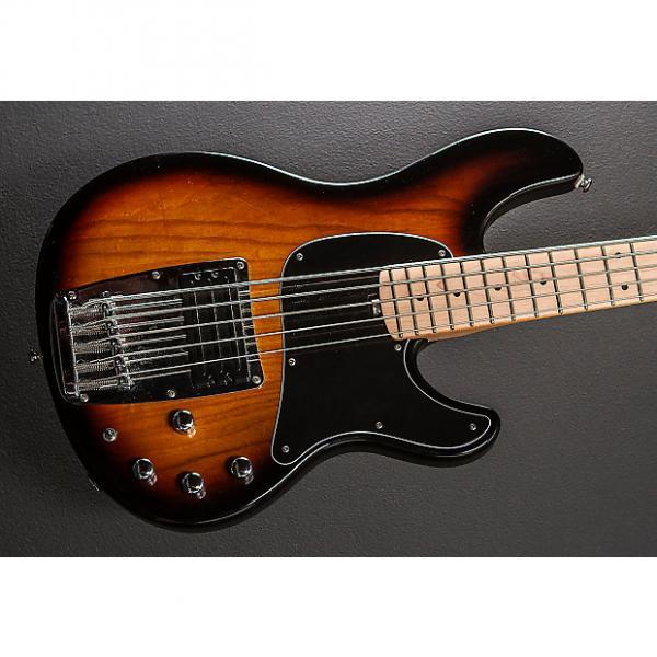 Custom Ibanez ATK-305 Bass 2006 Sunburst #1 image