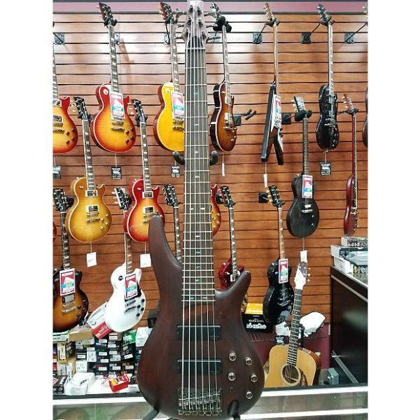Custom SR506BM Soundgear 6-String Bass, Brown #1 image