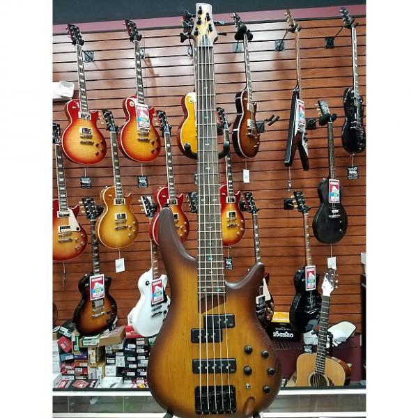 Custom SR655BBF Electric Bass SR 5-string, Burst #1 image