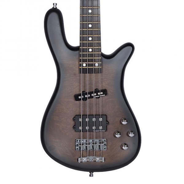 Custom Warwick Rockbass P-Nut Artist Series 4-String Electric Bass w/Bag #1 image