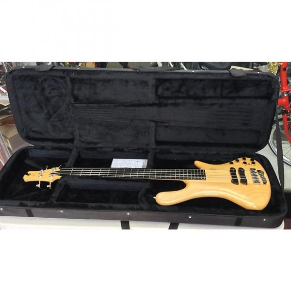 Custom Jerzy Drozd Basic IV 2008 Custom Active Electric Bass Guitar with Original Case Made in Spain #1 image