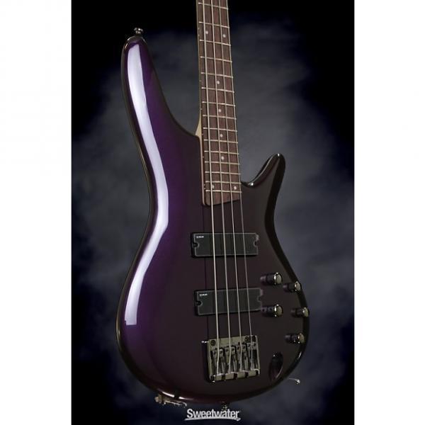 Custom Ibanez SR300 Electric Bass Purple #1 image