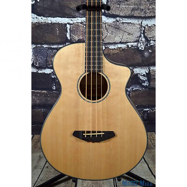 Custom B-Stock Breedlove Pursuit Bass Acoustic Electric Bass #1 image