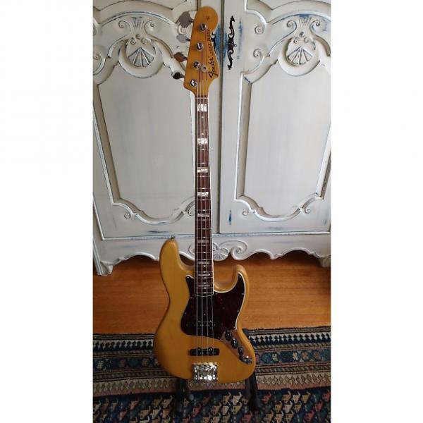 Custom 1972 Fender Jazz Bass Sunburst #1 image