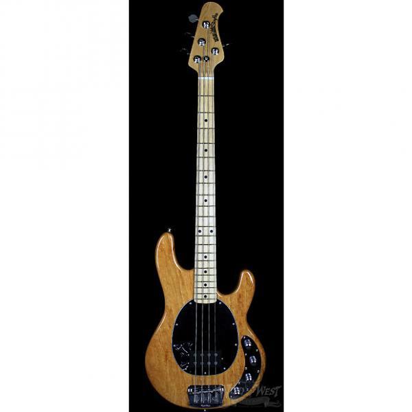 Custom Ernie Ball Music Man StingRay 4-String Bass Natural Gloss #1 image