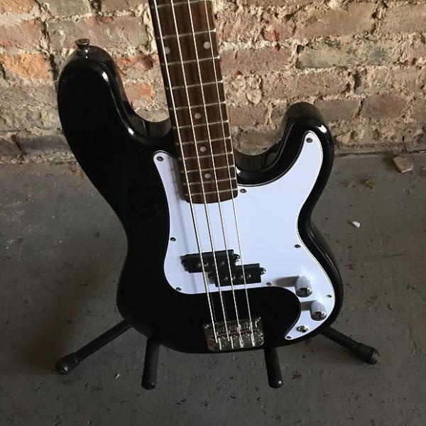 Custom Oscar Schmidt Ob25b Black And White #1 image