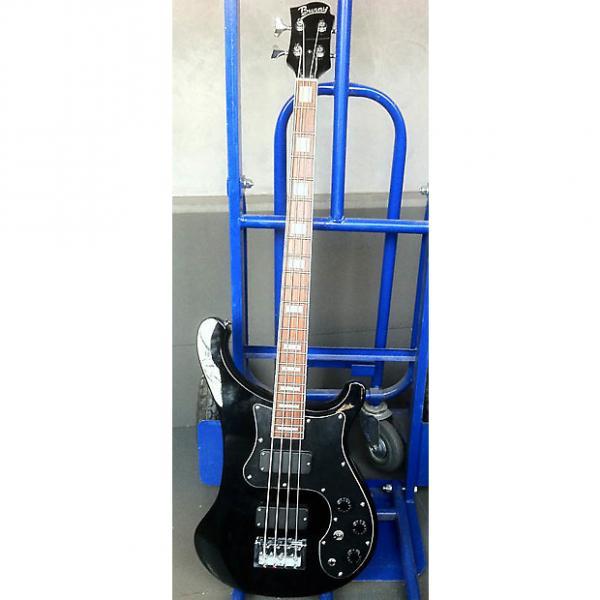 Custom NOS Burny BRB bass. Rickenbacker body shape. Last one. #1 image