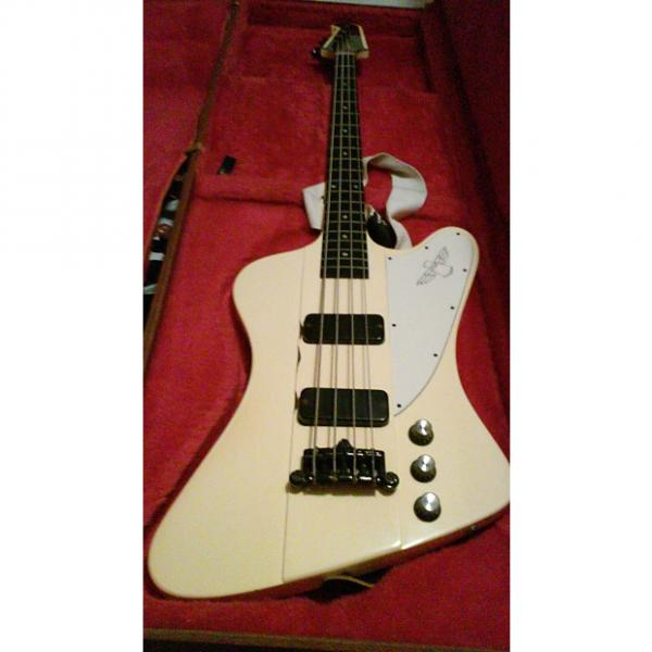 Custom Gibson Thunderbird 1989 Antique Ivory #1 image