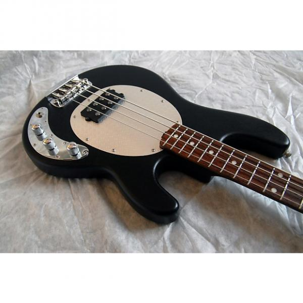 Custom Ernie Ball Music Man S.U.B. Bass 2003 Black USA #1 image