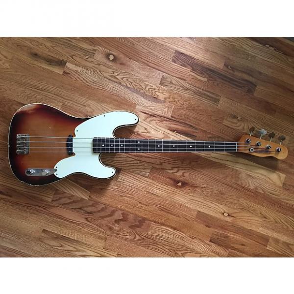 Custom McGibney Tele P-Bass #1 image