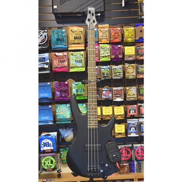Custom Ibanez SRKP4 w/ Korg Mini Kaoss Pad #1 image