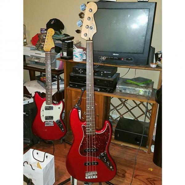 Custom Fender Jazz Bass W/ S1 Switch #1 image