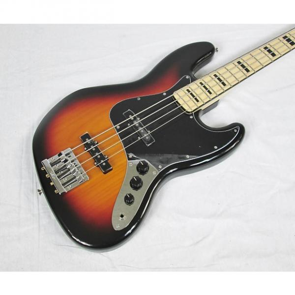 Custom Fender Geddy Lee Signature Jazz Bass 3 Color Sunburst 0147702300 #1 image