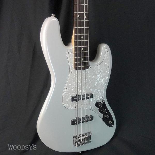 Custom Fender Special Edition Jazz Bass White Opal #1 image