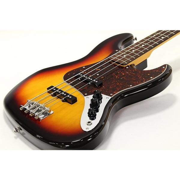 Custom Fender Classic 60s Jazz Bass 3-Tone Sunburst #1 image