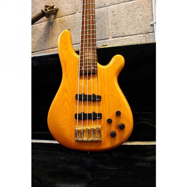 Custom Fernandes APB-5 FRB 100 String Bass 1993 Vintage Natural Made in Japan #1 image