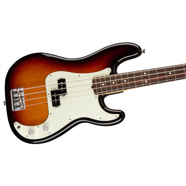 Custom Fender American Pro Precision Bass, Rosewood Fingerboard, Hard Case - 3-Color Sunburst #1 image