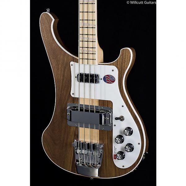 Custom Rickenbacker 4003 Walnut (783) #1 image