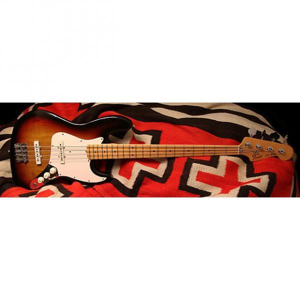 "Custom 1982 Fender Jazz Bass ""Sunburst"" #1 image"