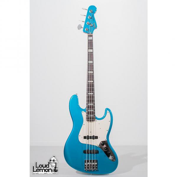 Custom Fender '75 Jazz Bass Ri Lake Placid Blue Japan #1 image