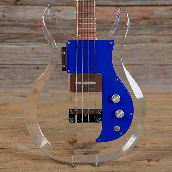 Custom Ampeg Dan Armstrong Bass Plexi Clear 1969 #1 image