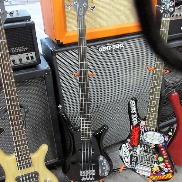 Custom Warwick Rockbass Corvette Basic 4-String Electric Bass #1 image
