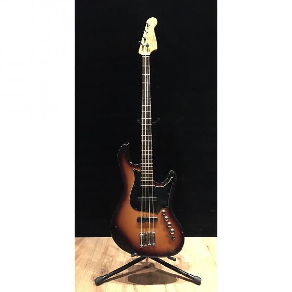 Custom Trace Elliot T Bass Sunburst #1 image