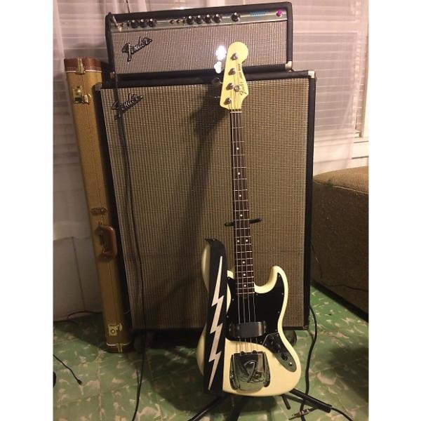 Custom 2011 Fender American Jazz Bass #1 image