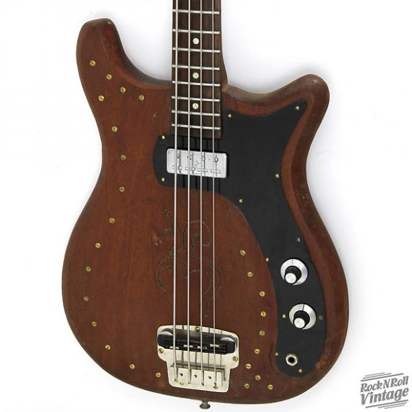 Custom 1960's Epiphone Newport Bass (Modded) #1 image