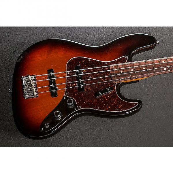 Custom Fender American Vintage '62 Reissue Jazz Bass Recent 3 Color Sunburst #1 image