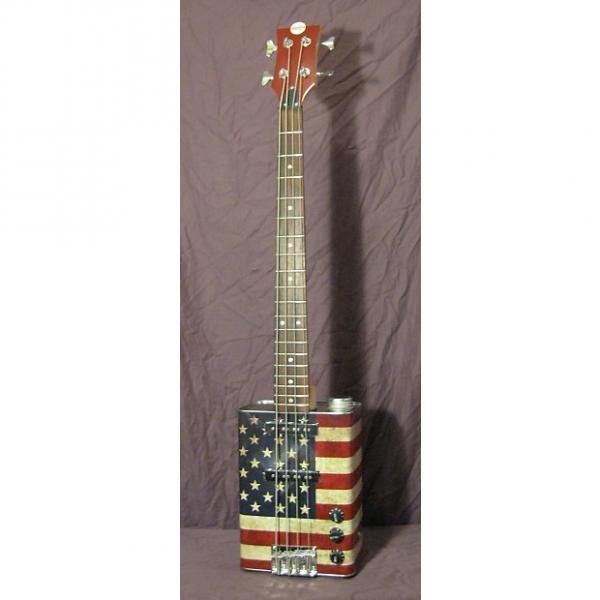 Custom Bohemian Guitars Boho Series 2.0 Electric Bass - Limited Edition Vintage Americana Finish #1 image