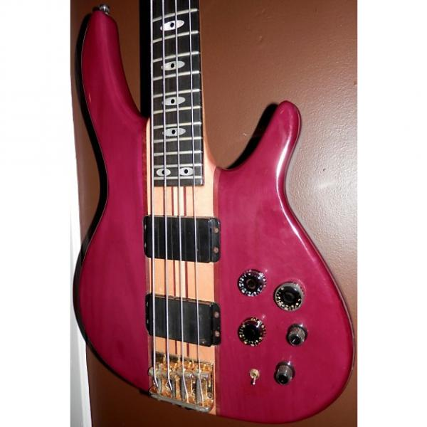Custom 1992 Peavey Rudy Sarzo Signature Bass #1 image