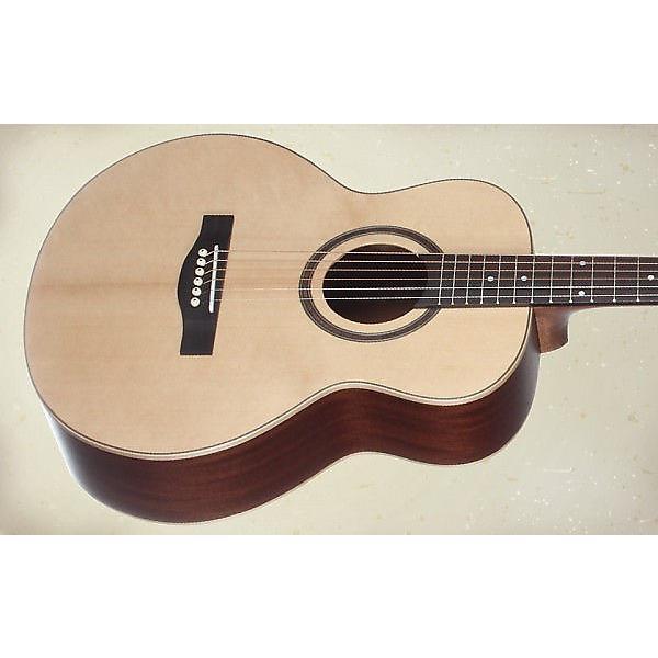 Custom Teton STR 100 NT Acoustic Guitar #1 image